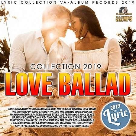 VA - Love Ballad 2019 (2019)