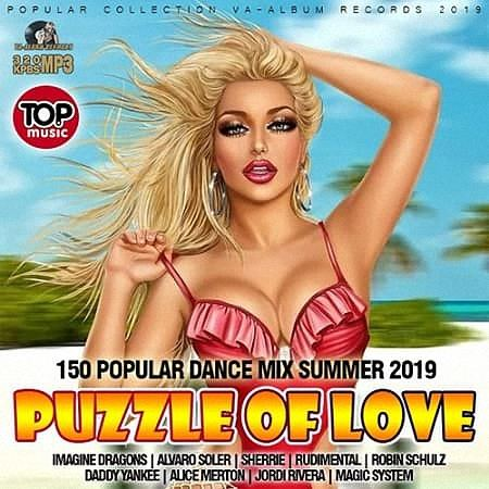 VA - Puzzle Of Love (2019)