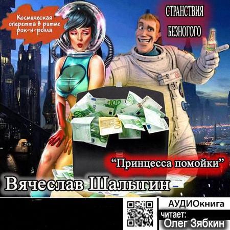 Шалыгин Вячеслав - Принцесса помойки (Аудиокнига)