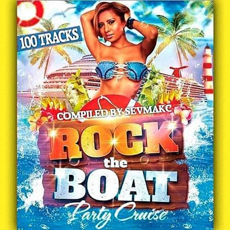 VA - Rock The Boat Party Cruise (2019)