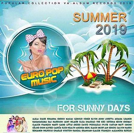 VA - Europop Music For Sunny Day (2019)