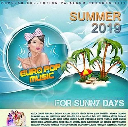 VA - Europop Music For Sunny Day (2019)