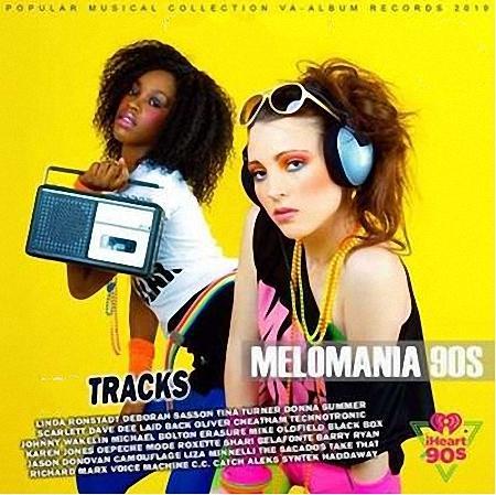VA - Melomania 90s (2019)