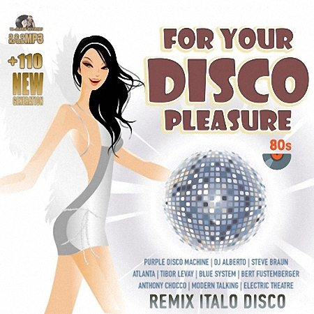 VA - For Your Disco Pleasure (2019)