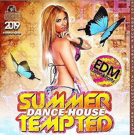 VA - Summer Tempted Dance House 2019 (2019)
