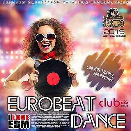 VA - Eurobeat Club Dance (2019)