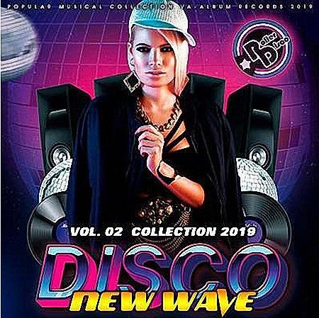 VA - New Wave Disco Vol.02 (2019)