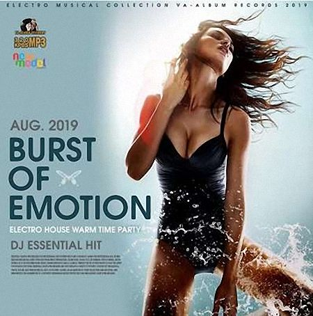VA - Burst Of Emotion (2019)