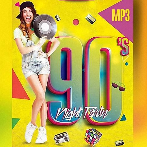 VA - 90's Night Party (2019)
