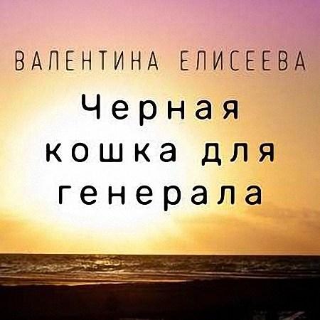 Валентина Елисеева - Чёрная кошка для генерала (Аудиокнига) m4b