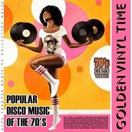 VA - Popular Disco Music Of The 70s (2019)