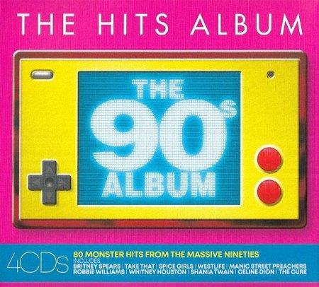 VA - The 90s Album (4CD) (2019)