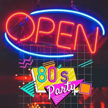 VA - 80s Open Flash And Night (2019)