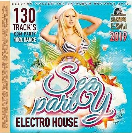 VA - Sea Party Dance House (2019)