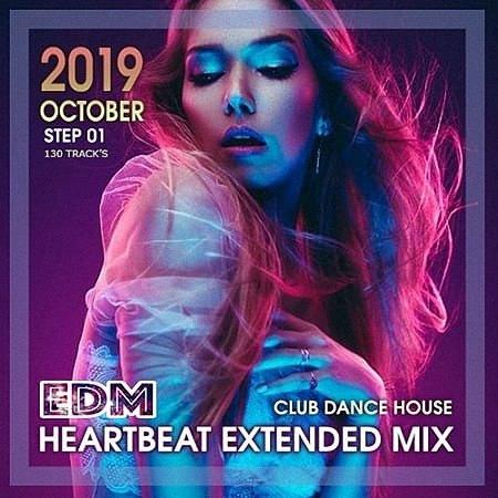 VA - EDM Heartbeat Extended Mix (2019)