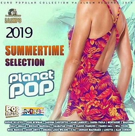 VA - Planet Pop: Summertime Selection (2019)