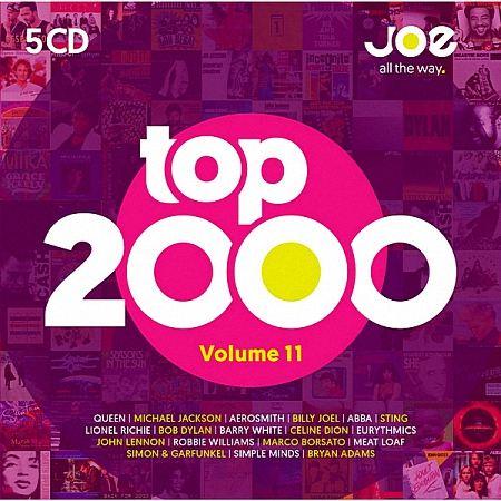 VA - Joe FM Top 2000 Volume 11 (5CD) (2019)