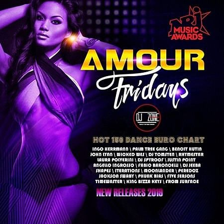 VA - Amour Fridays DJ Zone (2019)