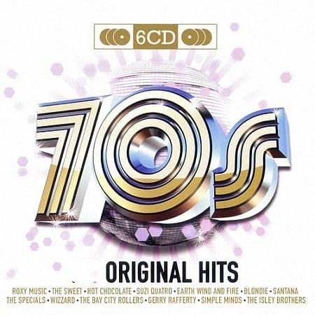 VA - 70s - Original Hits (6CD) (2019)