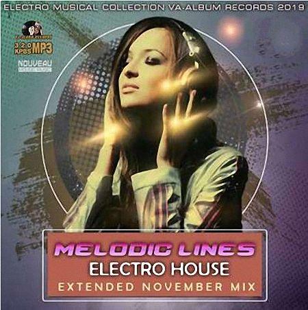 VA - Melodic Lines Electro House (2019)
