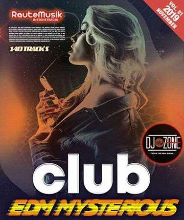 VA - Club EDM Mysterious, Vol. 01 (2019)