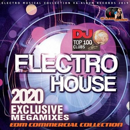 VA - December Electro House Exclusive Megamixes (2019)