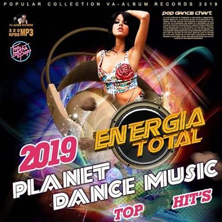 VA - Planet Dance Music: Euromix Energia Total (2019)