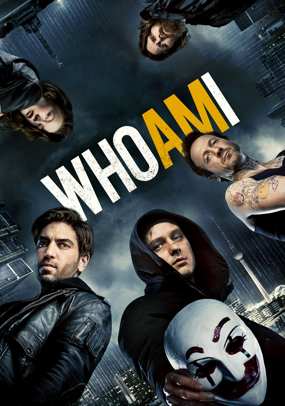 Who Am I  (2014) BDRip 1080p AC3/DTS 5.1 Dual Audio Sub. Esp