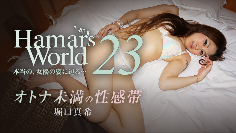 HEYZO 0915 Hamar 39 s World 23