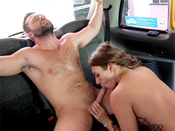 [MP4/399M] FemaleFakeTaxi - Ava Austen (Big Sticky Facial After Hot Cab Sex) NEW 01 June 2017