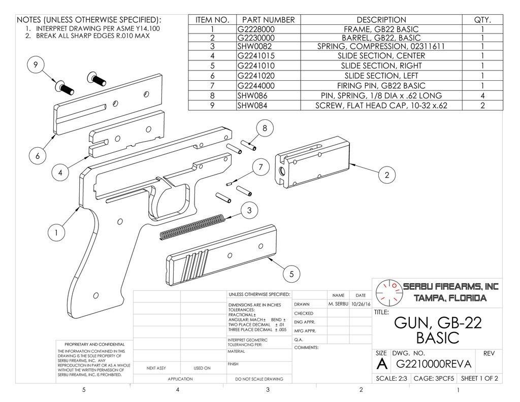 100+ M3 Grease Gun Blueprints – yasminroohi
