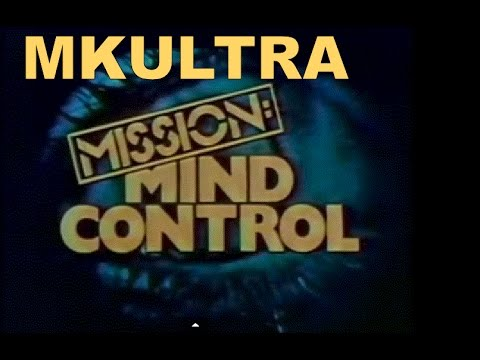 the project mkultra Project mkultra, also called the cia mind control program, is the code name given to a program of experiments on human subjects that were designed and.