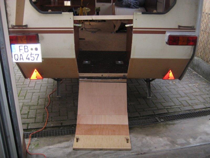 Wohnwagen Etagenbett Einbauen : Ich kaufte mir einen wohnwagen und bekam seite