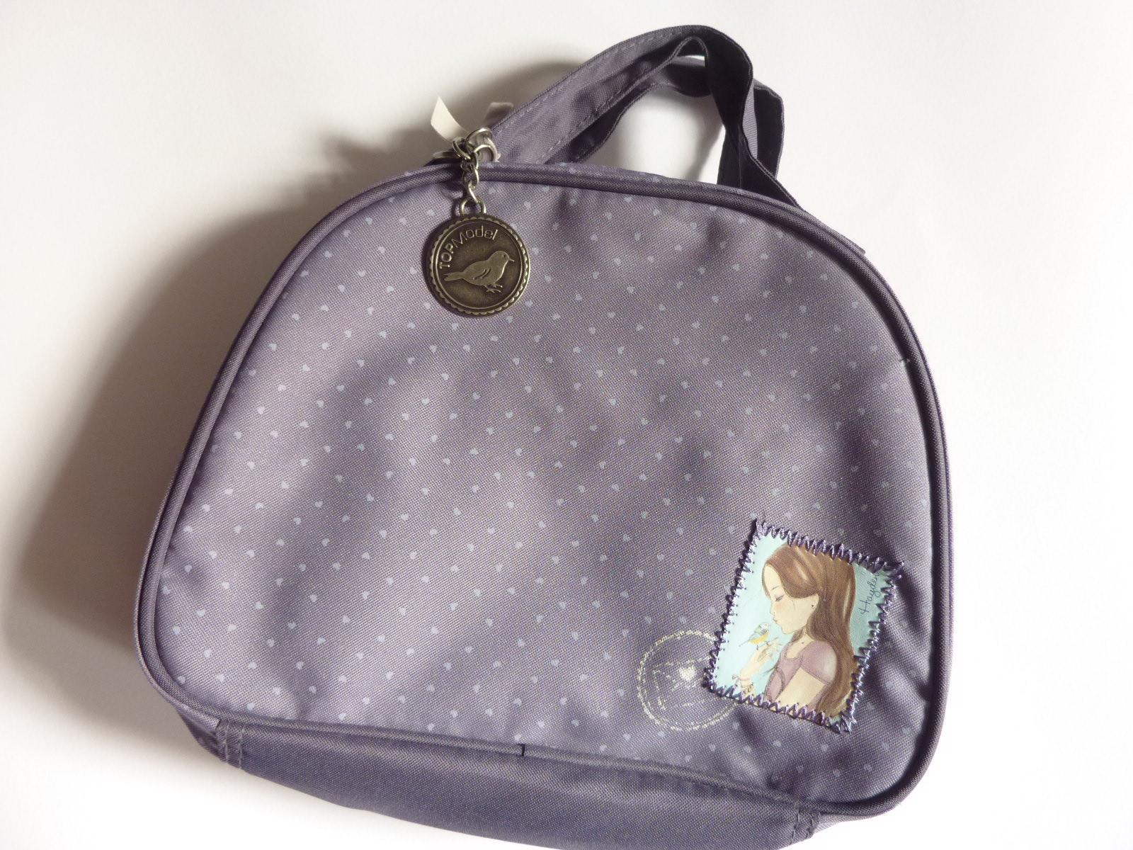 depesche topmodel handtasche lila tasche kindertasche. Black Bedroom Furniture Sets. Home Design Ideas