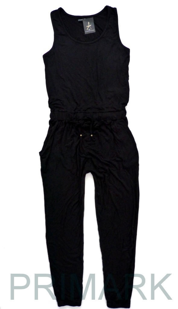 neu primark damen sommer overall playsuit jumpsuit hose. Black Bedroom Furniture Sets. Home Design Ideas