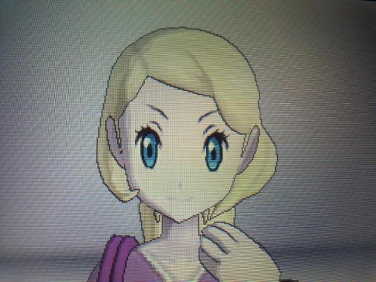 Pokemon x y style salon frisuren